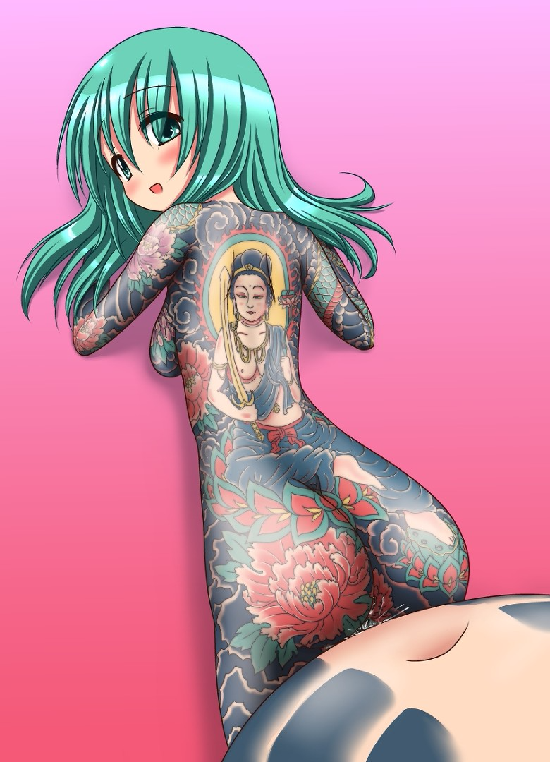 female tattoo body nude full Star vs the forces of evil rule 63