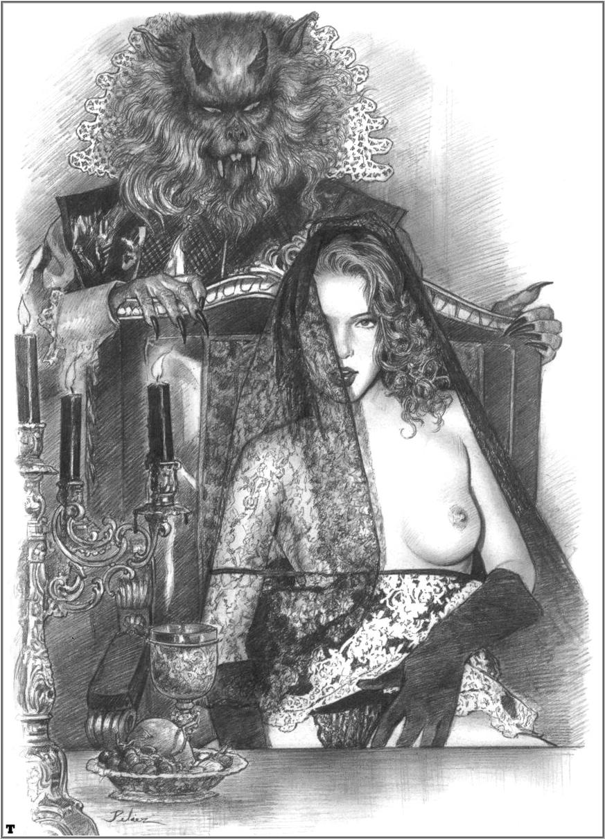 and genderbent the beast beauty Gowther the seven deadly sins