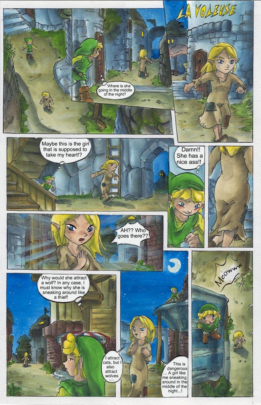 princess legend of ruto zelda Real dad and son naked