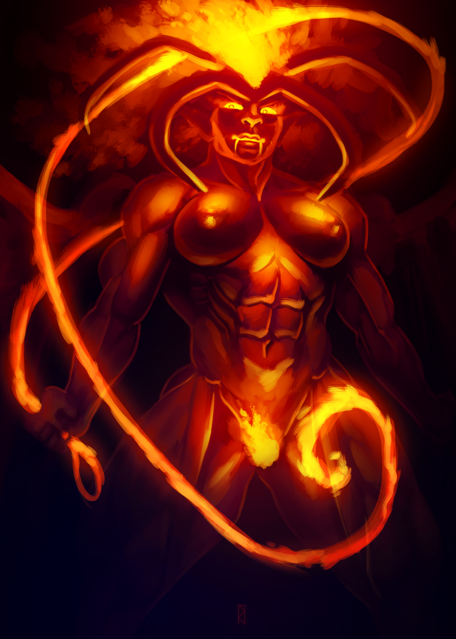 lord demon for fairytale the The internship gay furry comic