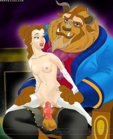 beast and belle porn the beauty World of warcraft rape hentai