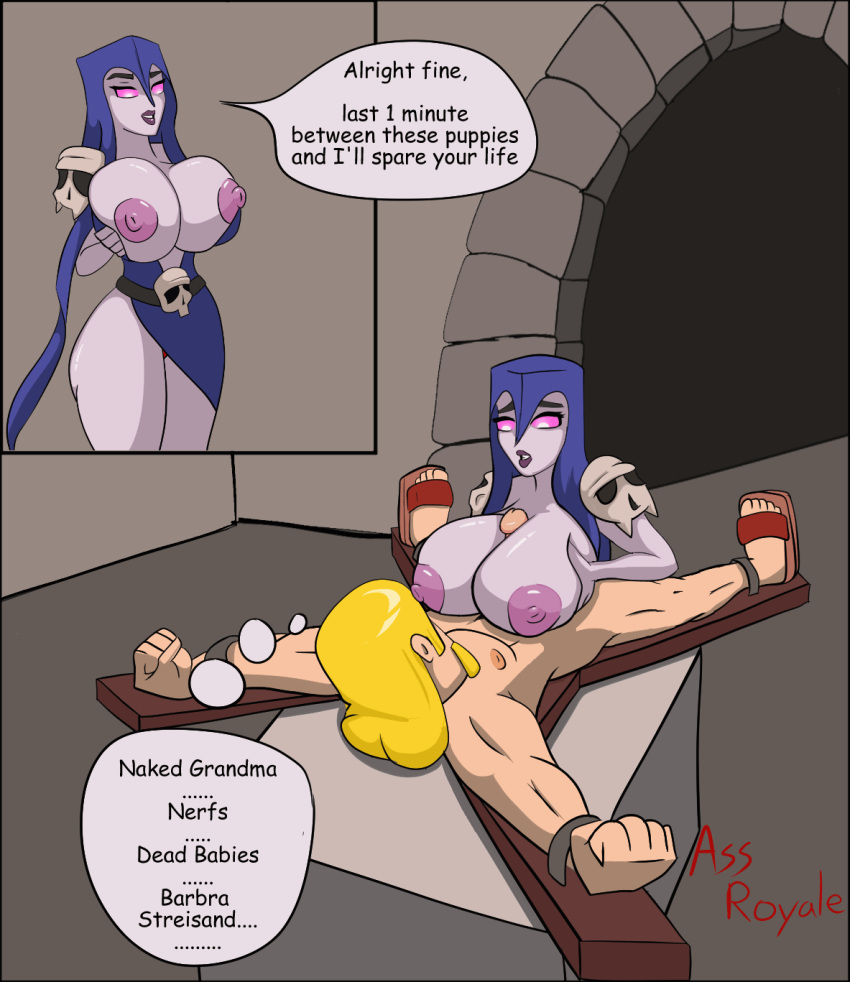 clash boobs of clans archer queen Tails and rouge lemon fanfiction