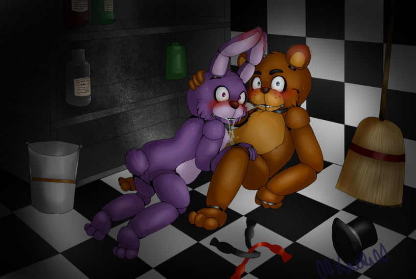 five at pictures freddy's bonnie of nights Boyfriend to death 2 vincent