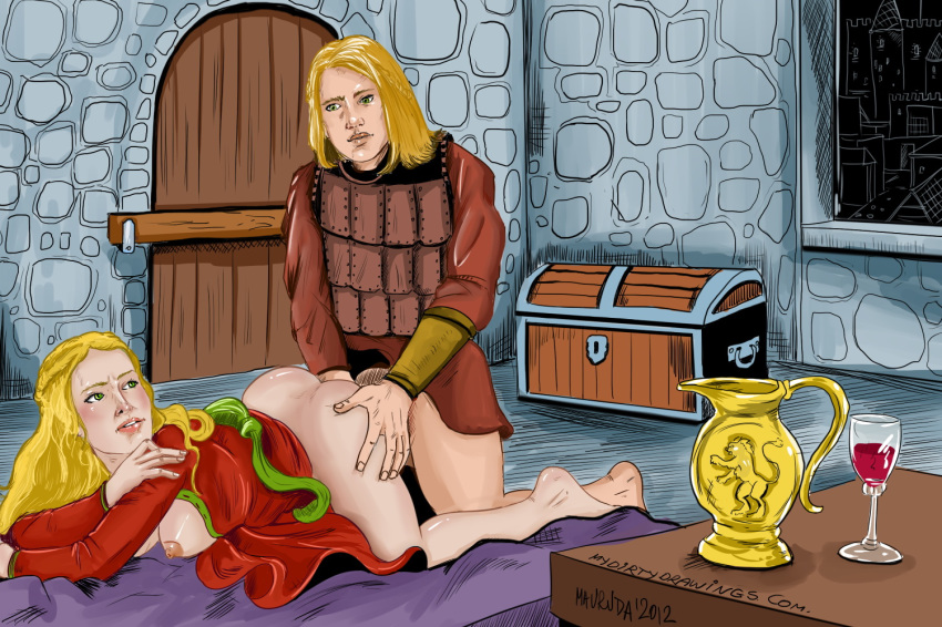 erotic thrones game art of Classy with an i south park