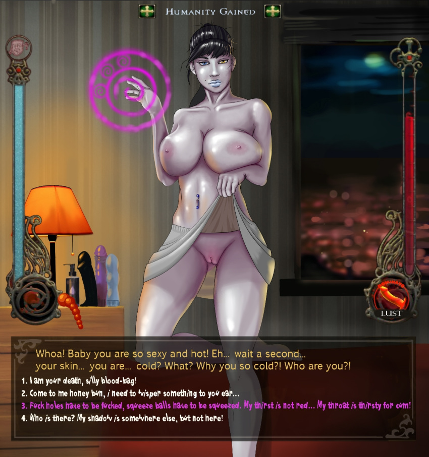therese masquerade save the jeanette bloodlines vampire and Omokage ~ecchi na happening!? nandemo dontokoi!~