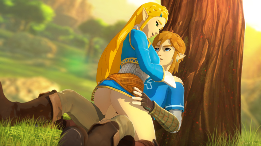 ass the breath of wild Naruto and fem kami love fanfiction