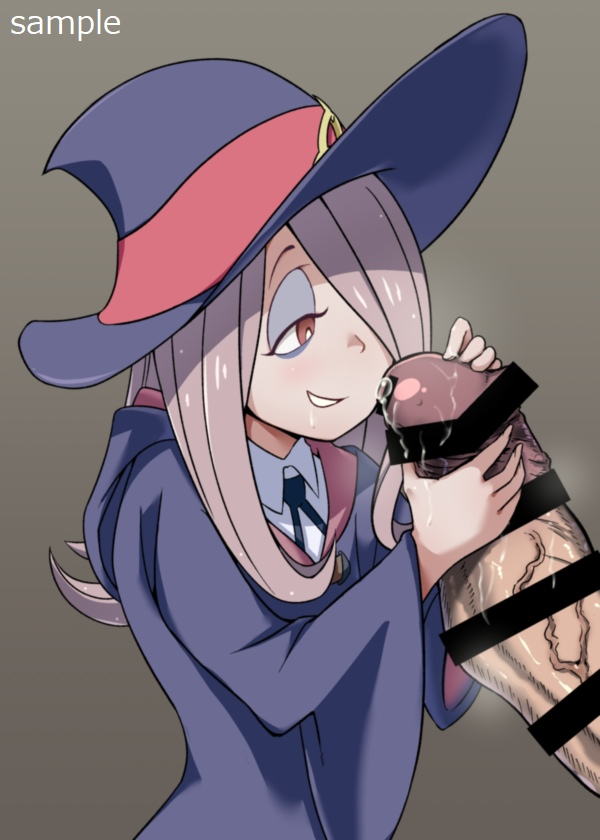 academia hentai little sucy witch Happy tree friends flaky and flippy