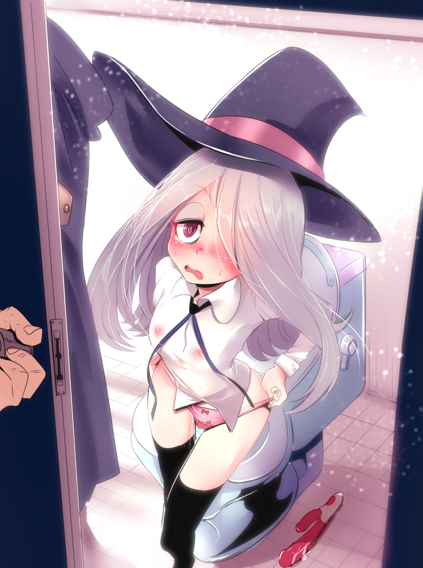academia sucy hentai witch little Trials in tainted space tentacles